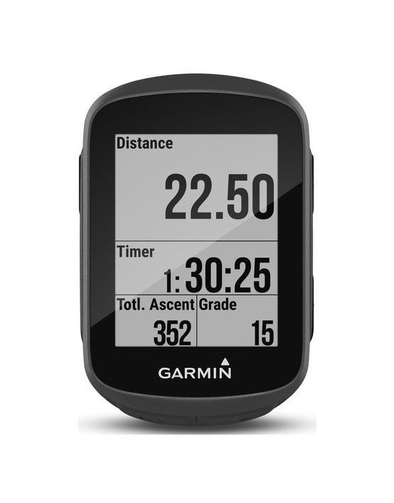 Велокомпьютер Garmin Edge® 130 HR Bundle