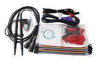 ISDS205X USB-осциллограф 2 х 20МГц,  с генератором сигналов и логическим осциллографом, фото 7