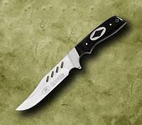 Нож спецназовца a038-columbia, углеродистая сталь 440с, нескладной, деревянная ручка, цельный хвостовик