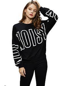 Оригинальный Пуловер женский  SS19 WPU-8269 Black