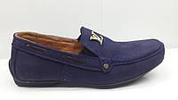 Детские подростковые туфли мокасины Louis Vuitton