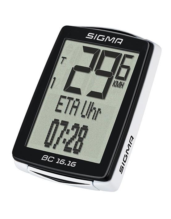 Велокомпьютер Sigma BC 16.16