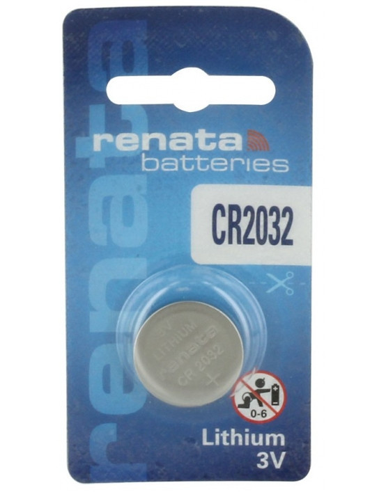 Батарея Li-on CR2032