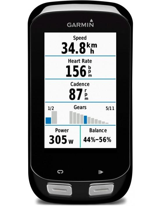 Велокомпьютер Garmin Edge® 1000 Bundle