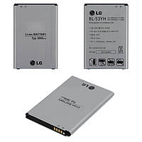 Батарея (акб, аккумулятор) BL-53YH для LG Optimus G3 D855, 3000 mAh, оригинал
