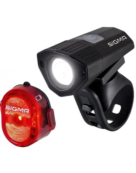 Велофонарь Sigma BUSTER 100 K-SET II