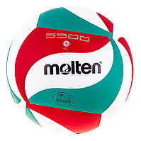 Мяч волейбол Molten 5500 PU(Од)