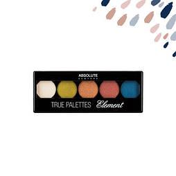 Палетка теней для глаз ABSOLUTE True Palettes