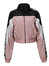 Оригинальная Ветровка женская SS19 WFY-7837 Pink, фото 3