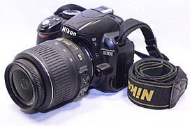 Зеркалка Nikon D3100 af-s nikkor 18-55