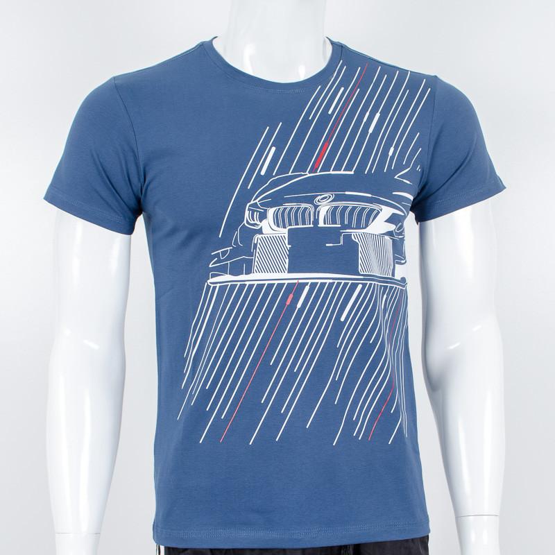 Молодежная футболка Nord, BMW (джинс)