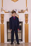 Класичний костюм для хлопчика Останні 134,140 см, фото 3