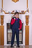 Класичний костюм для хлопчика Останні 134,140 см, фото 2
