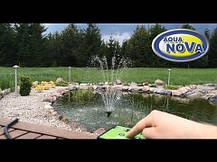 Насос для фонтана AquaNova NSP-10000 Fountain л/час с регулятором потока, фото 2