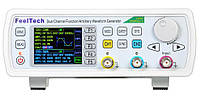 FY6600-50M генератор сигналов DDS, 2 канала х 50МГц, фото 4