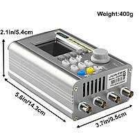 JDS2900-15M генератор сигналів DDS, 2 каналу х 15МГц, фото 3