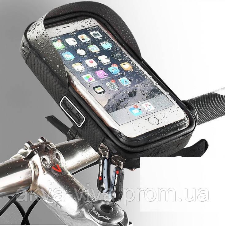 Чехол для телефона на руль велосипеда (ВС-102)