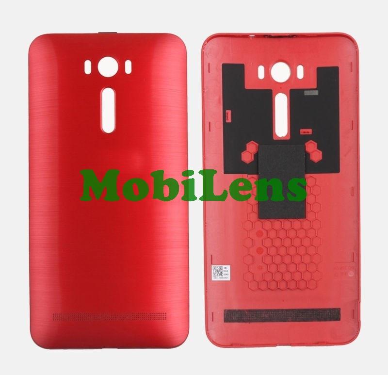 Asus ZE601KL, ZenFone 2 Laser, Z011D, ZE600KL Задняя крышка красная