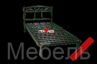 Кровать Марта - 1 (0,9) Полет 2080*930*260