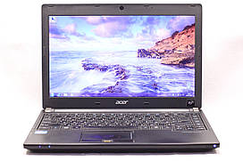 Ноутбук на i3 Acer TravelMate p633-m