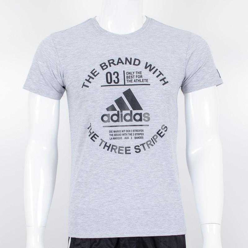 Спортивная футболка, Adidas (Меланж)