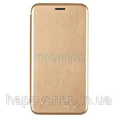 Чехол-книжка G-Case для Huawei P Smart (FIG-LX1) Gold