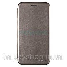 Чехол-книжка G-Case для Huawei P Smart (FIG-LX1) Grey