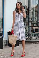 9327c338c63 Сарафан в горох в категории платья женские в Украине. Сравнить цены ...