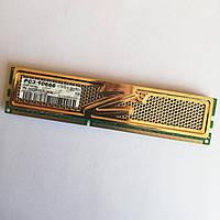 Игровая оперативная память OCZ Gold DDR3 4Gb 1333MHz PC3 10666U CL9 (OCZ3G1333LV8GK) Б/У, фото 1