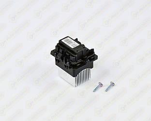 Резистор скорости вращения вентилятора на Renault Trafic II 2001->2014 — Renault (Оригинал) - 7701209850
