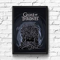 Постер з рамкою Game of Thrones #6