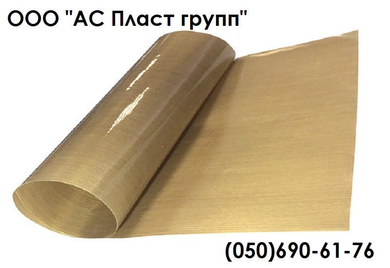 Лакоткань Ф-4, рулонная, толщина 0.10 мм, ширина 1000 мм.