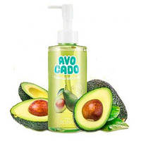 Гидрофильное масло авокадо на водной основе Scinic Avocado Сleansing Water Oil 200 мл