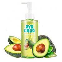Гидрофильное масло Scinic Avocado Сleansing Water Oil с авокадо на водной основе 200 мл