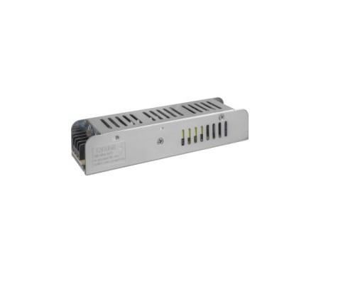 Блок питания ND-250w 12v 16.7a ip33, металл, защита от короткого замыкания, блоки питания, источники питания