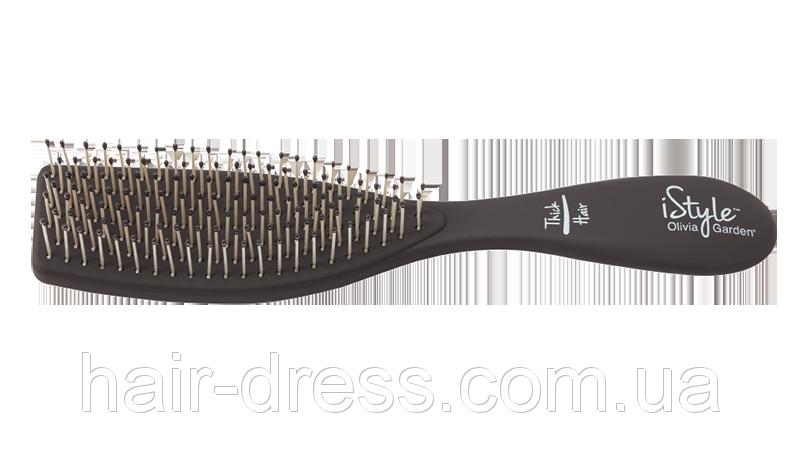 Щётка для волос Olivia Garden iStyle Thick Hair OGBIS-THICK