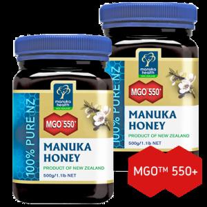Мед Манука Manuka Health MGO 550+ (1кг)