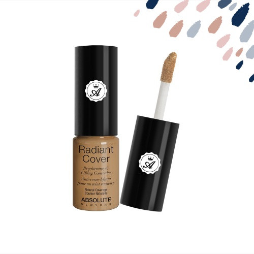 Консилер ABSOLUTE Radiant Cover Brightening And Lifting Concealer