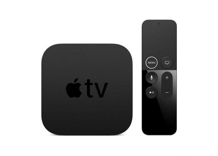 Стационарный медиаплеер Apple TV 4K 32GB 5GEN (MQD22MPA)