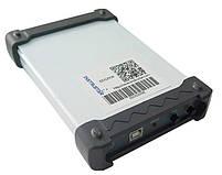 ISDS210B USB-осциллограф 2 х 40МГц,  с генератором сигналов, фото 2