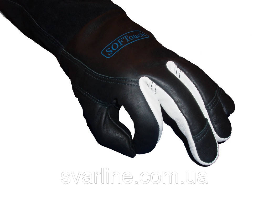 Перчатки сварщика 10-1050, L
