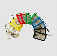 Top Tools Бирки для ключей, набор 12 шт. 90U250