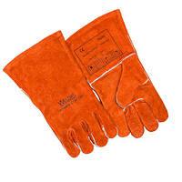 Перчатки сварщика 10-2101, L
