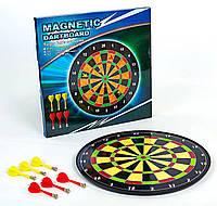 Мишень для игры в дартс магнитная d-40см BL-17017