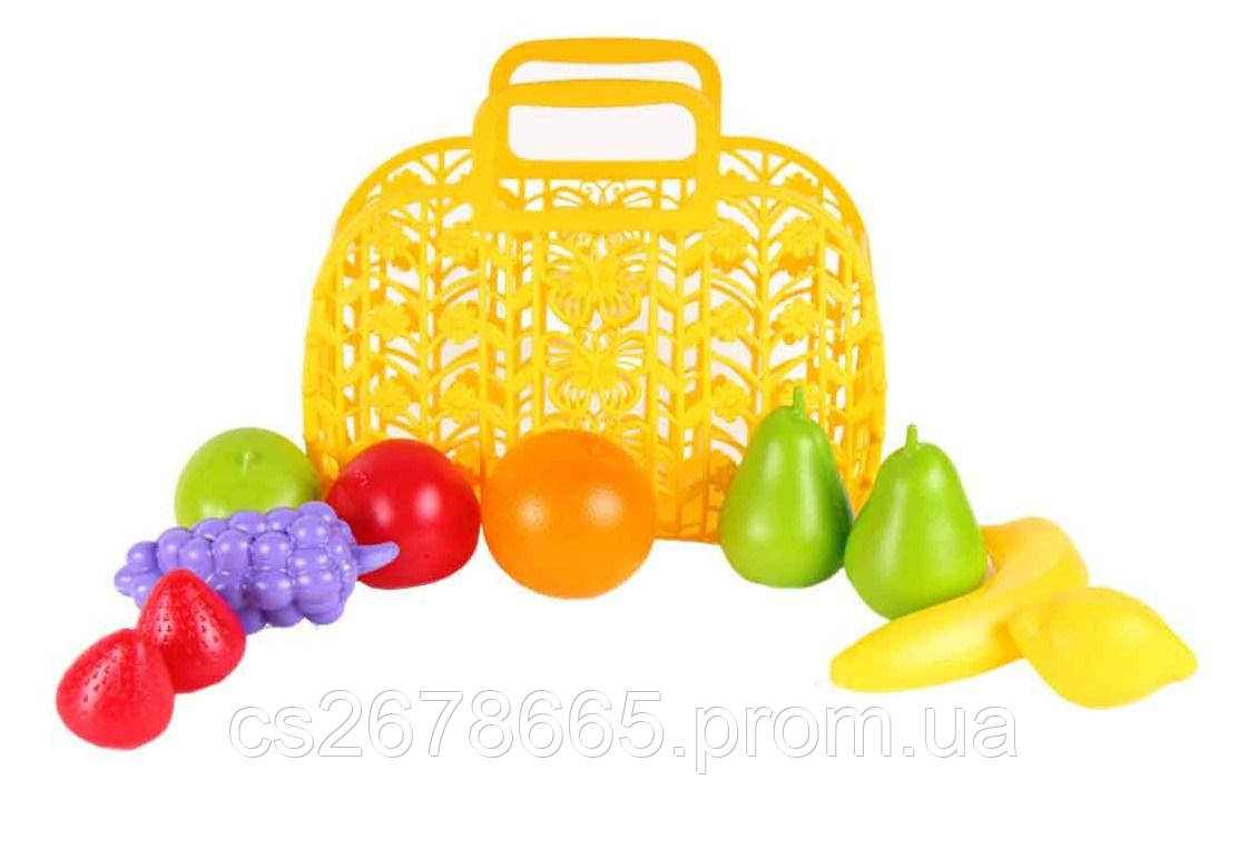 Корзинка 5316 Технок с фруктами