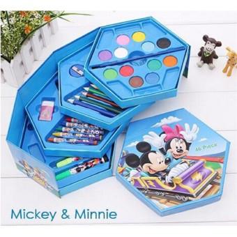 """Набор для детского творчества """"Mikky Mouse"""" (46 предметов) шестигранный MM-46, фото 3"""