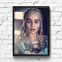 Постер с рамкой Game of Thrones #9