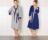Качественый двухсторонний женский халат 48-50 евро размер наш 54-56 от Tchibo Германия, фото 1