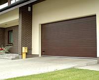 Ворота секционные гаражные DoorHan RSD02