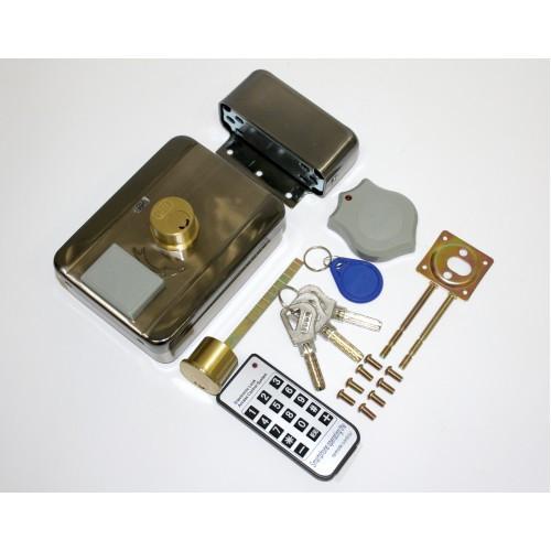 Электромеханический замок с контроллером доступа